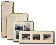 selection of multi aperture frames