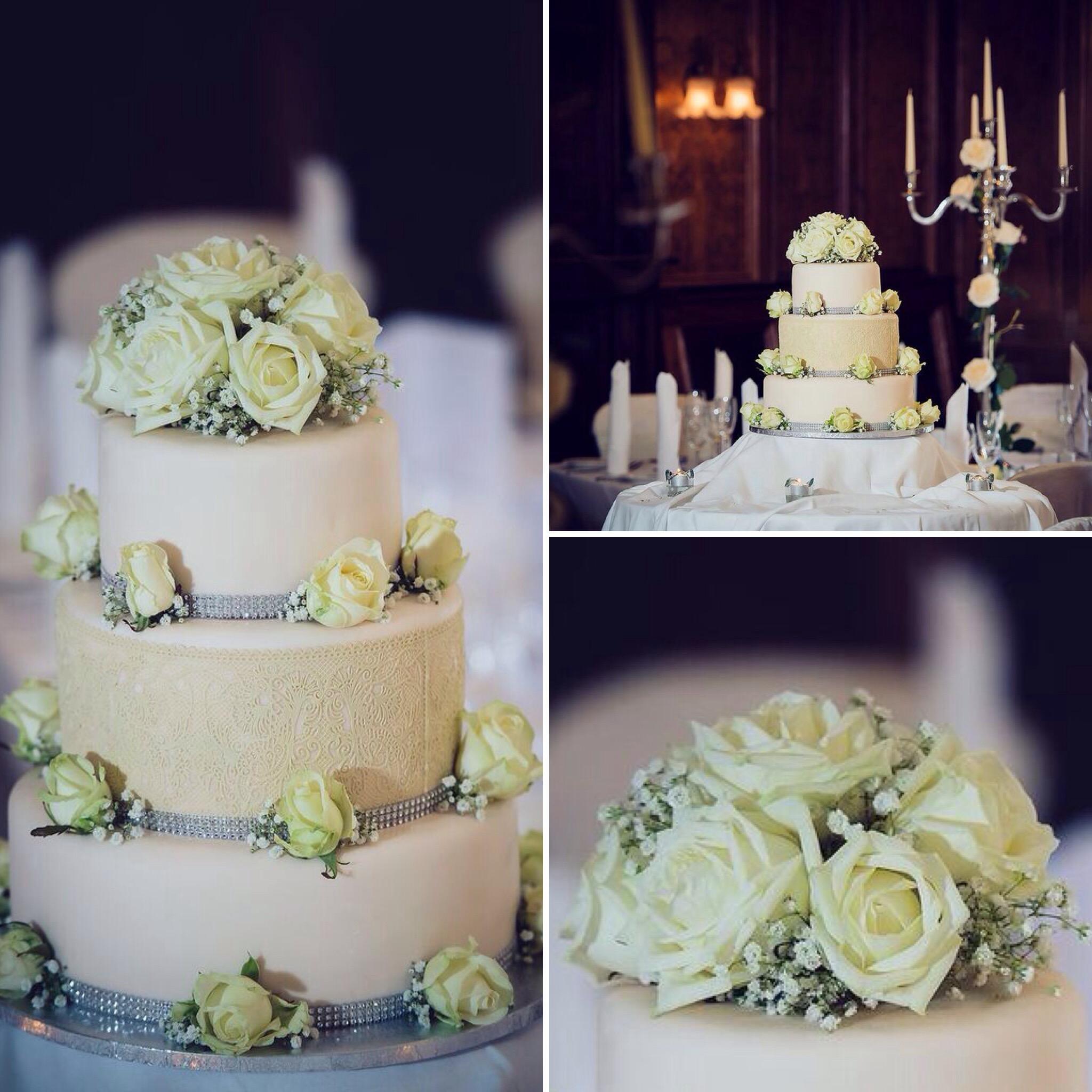 Dummy Wedding Cakes Ireland