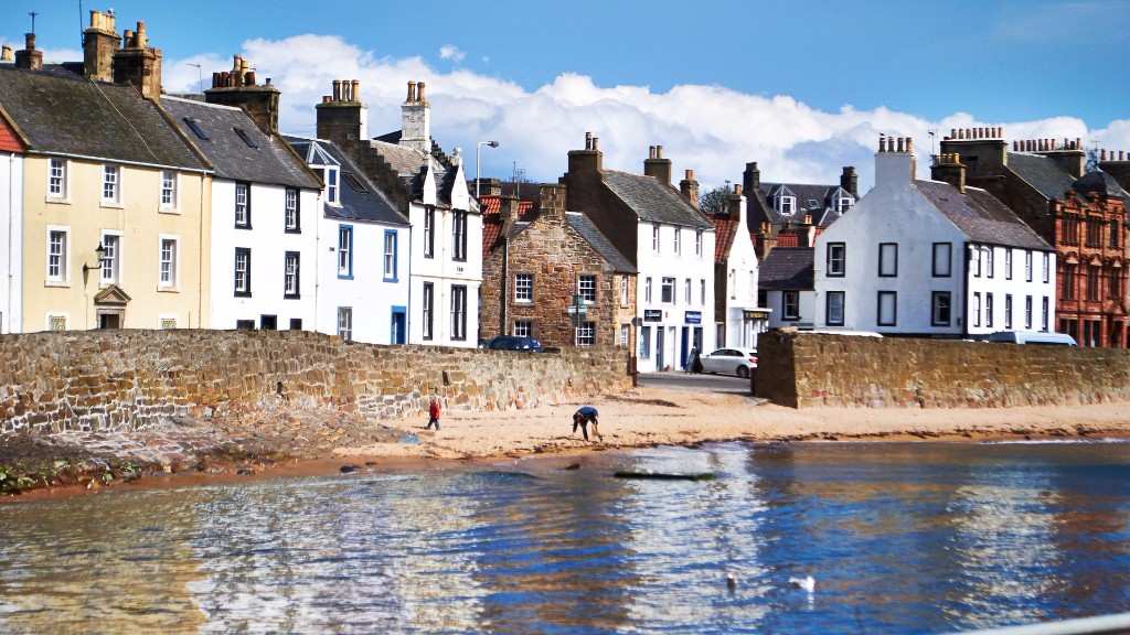 Fife Coastal Village