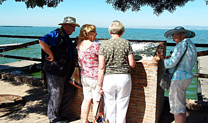 Art vacations in europe Albuferra Valencia www.paintonholiday.com