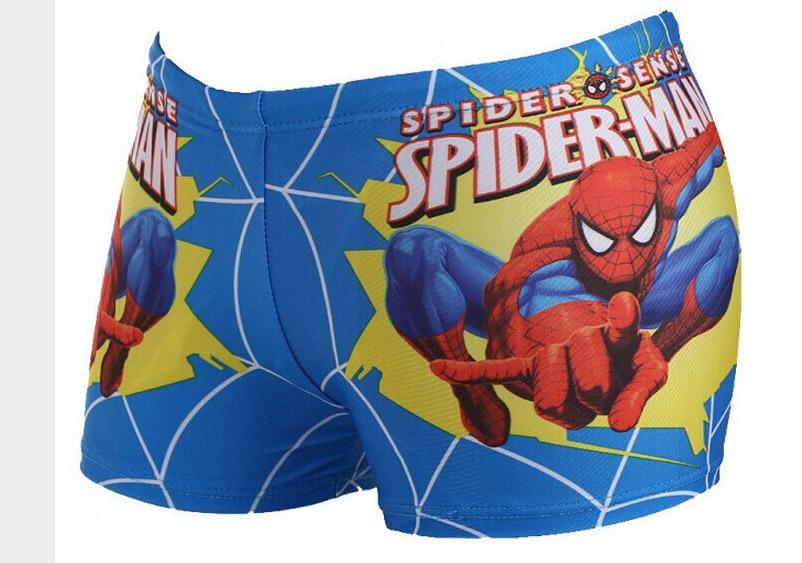 Spiderman Zwembroek.Spiderman Zwembroek