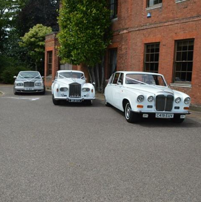 Wedding Car Fleet R& J