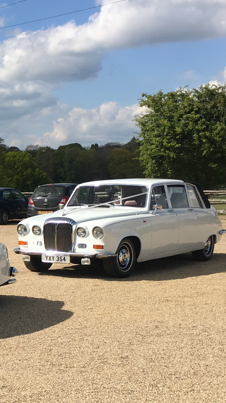 vintage wedding vehicle hire hertfordshire