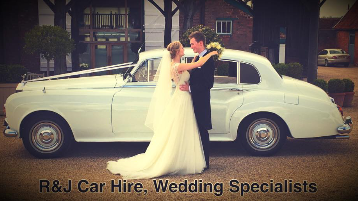 r and j wedding vehicle hire cheshunt
