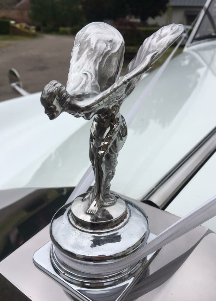 rolls royce wedding hire middlesex