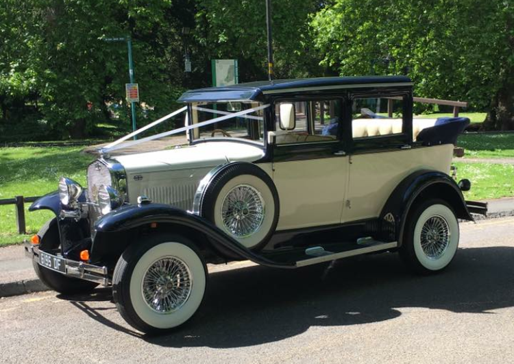 Ford Model A landulette cheshunt