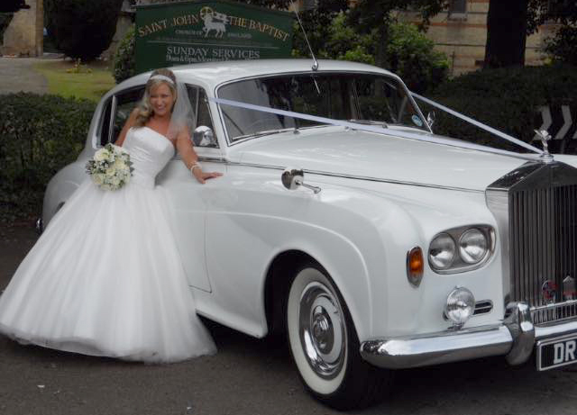 Rolls Royce Wedding Herts