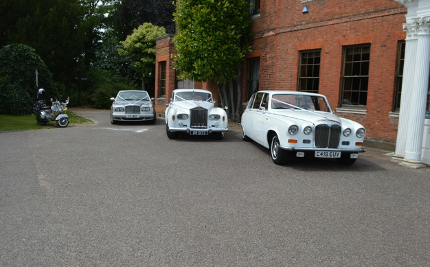 R & J Wedding Car Fleet