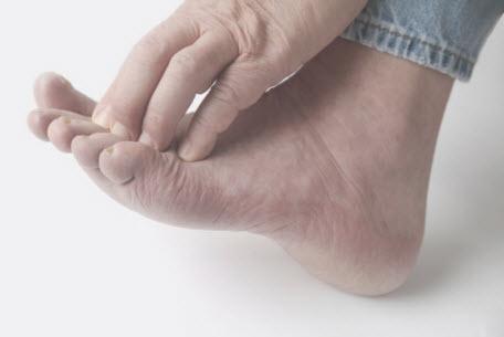 risicofactoren diabetes voet