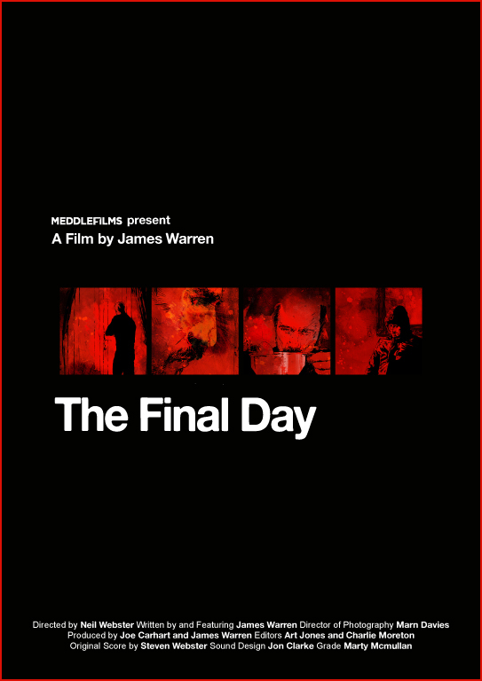 The Final Day Film Poster