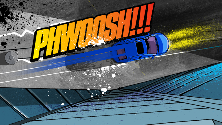 Toyota Corolla Launch Animated Comic