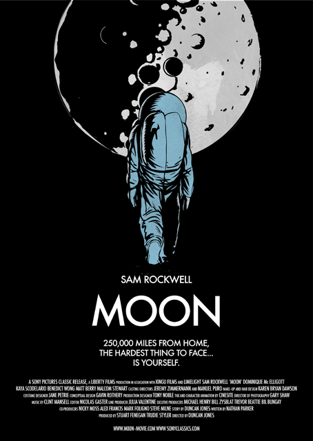 Flim Poster for Moon