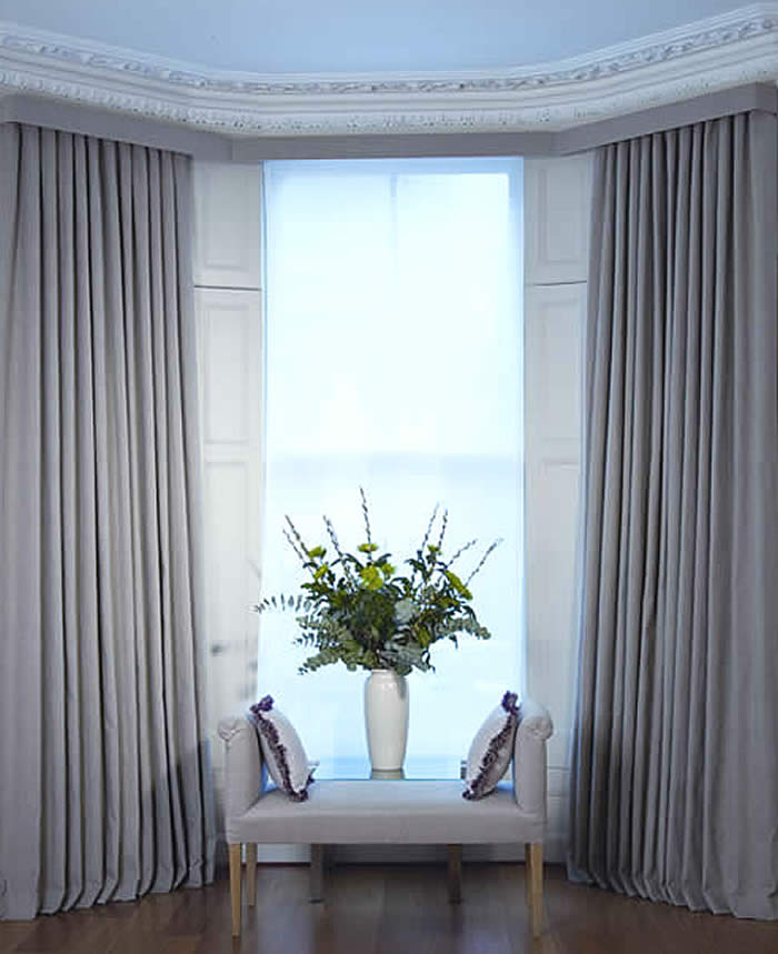 Wave Pleated Curtains Simply Elegant