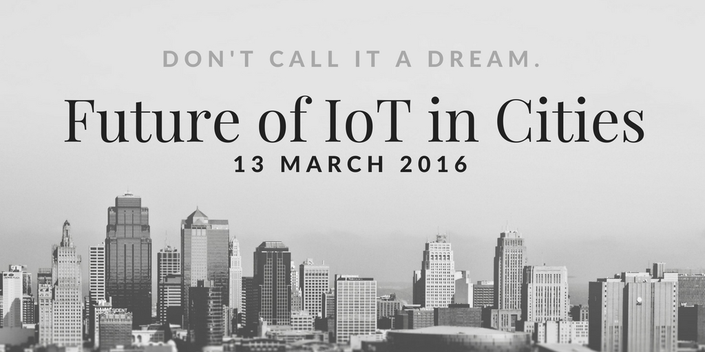 The Future of IoT in UK & US Cities