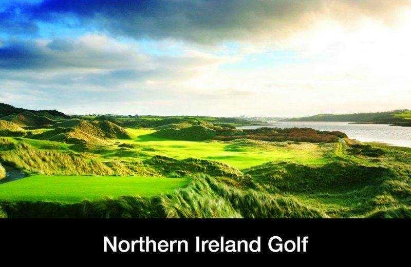 Best golf course of Northern Ireland