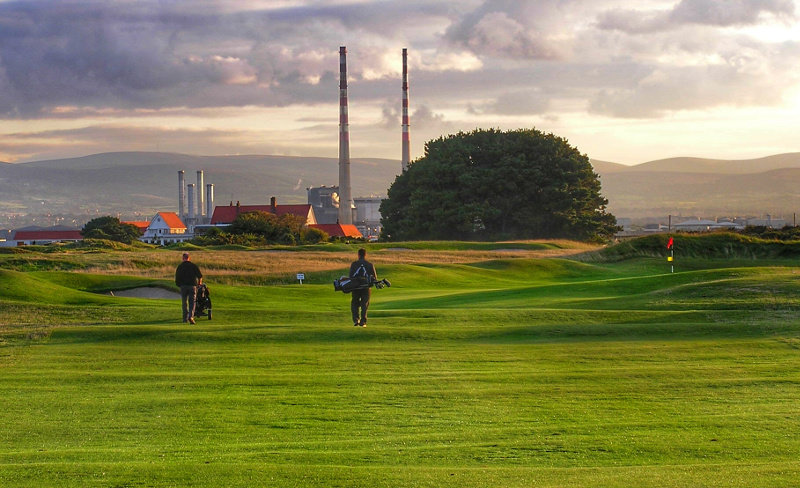 Royal Dublin Golf Club Dublin