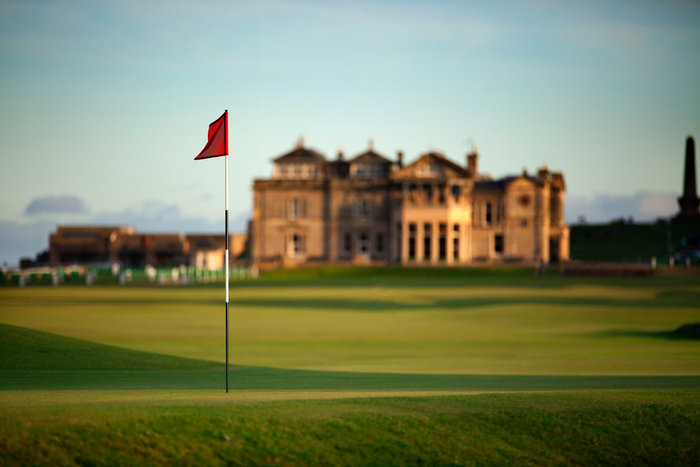 Old Course St. Andrews