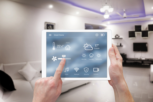 smart home automation heating
