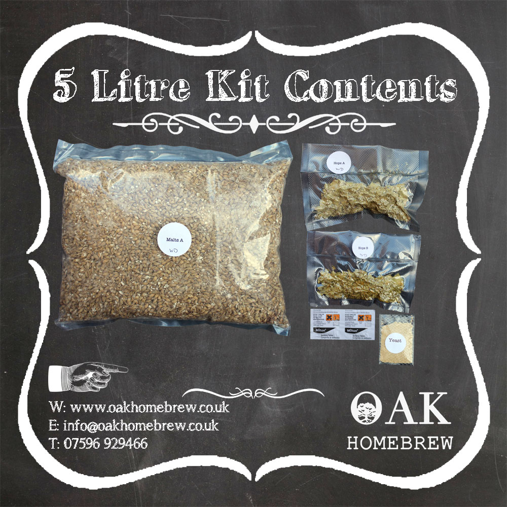 Great oak Bitter Kit