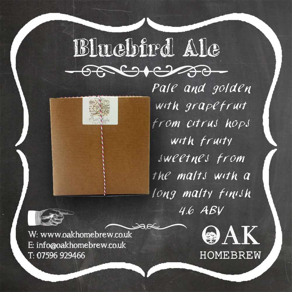 Bluebird Ale Kit