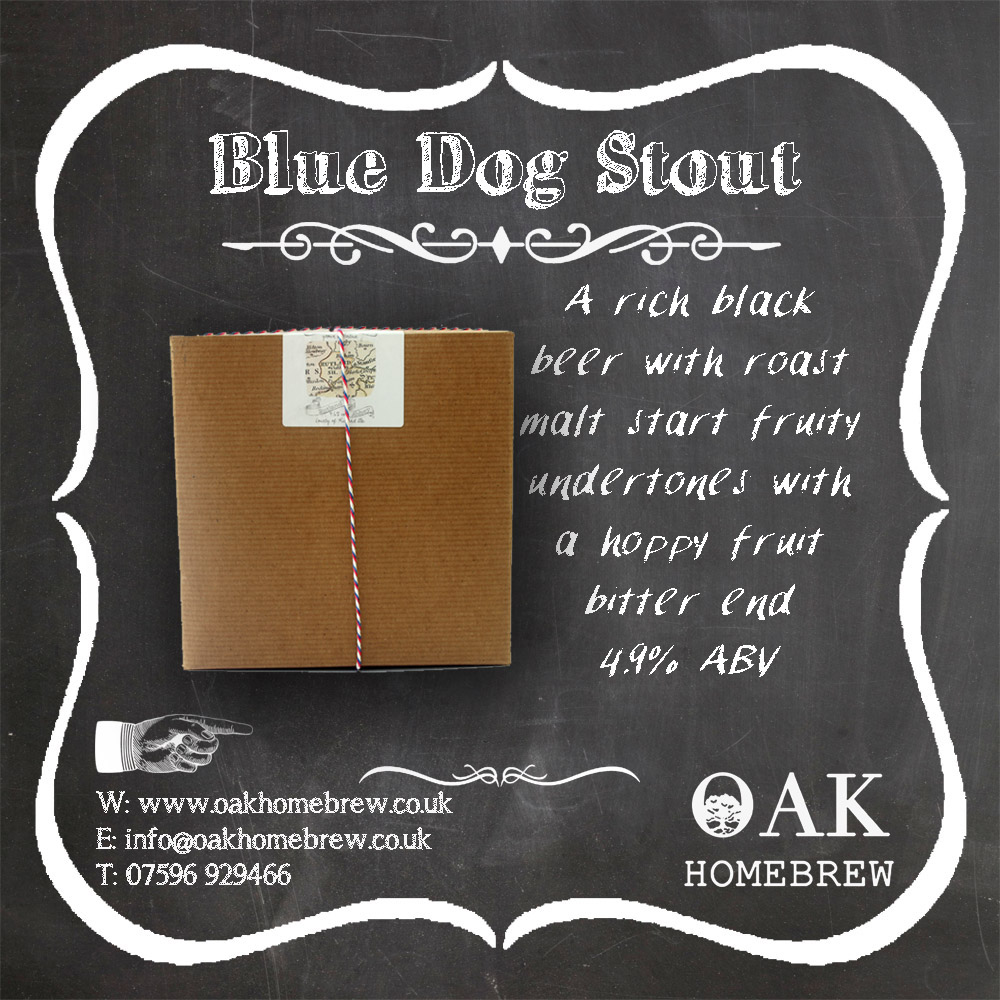 Blue Dog Stout