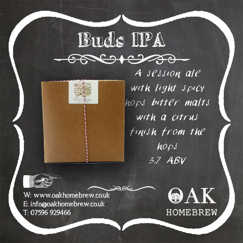 Buds IPA Kit