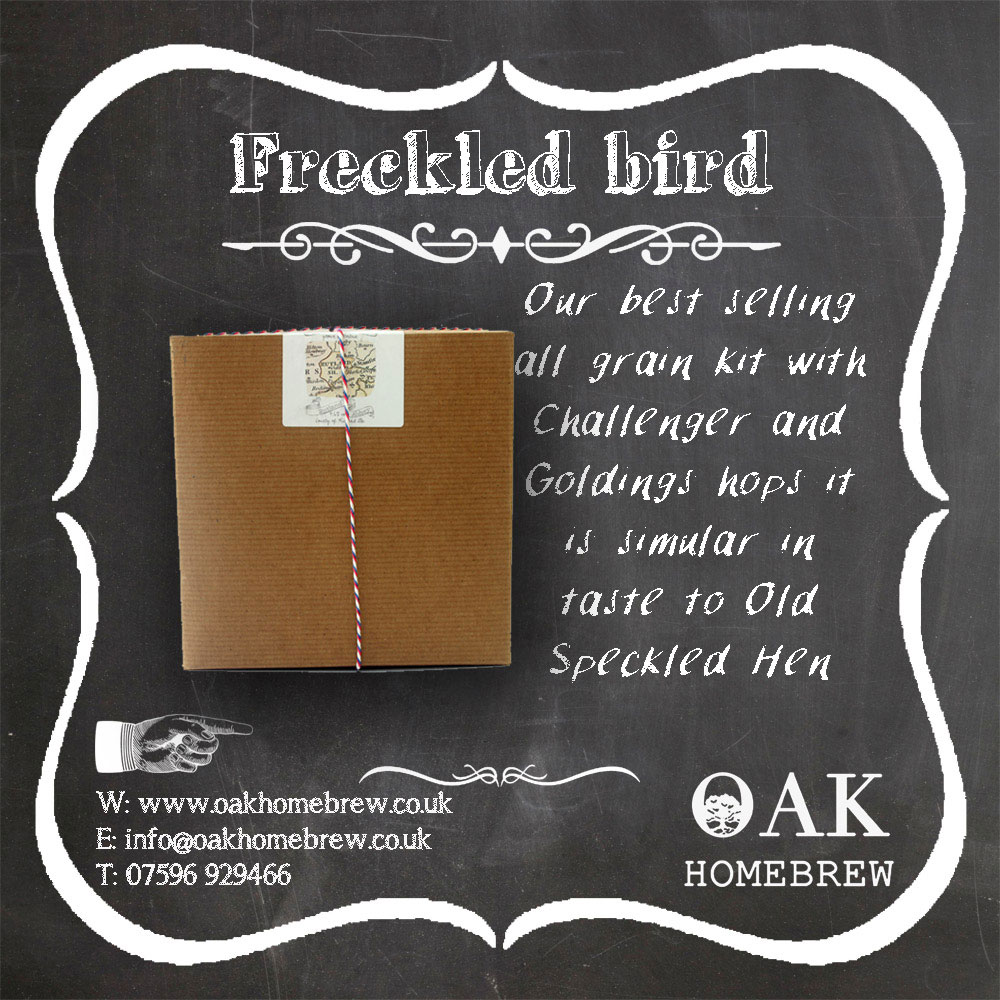 Freckled Birdie Kit clone of Speckled Hen