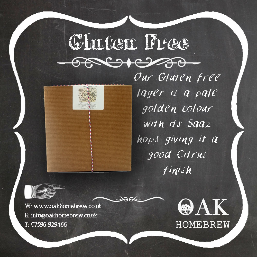 Honey Gluten Free Kit