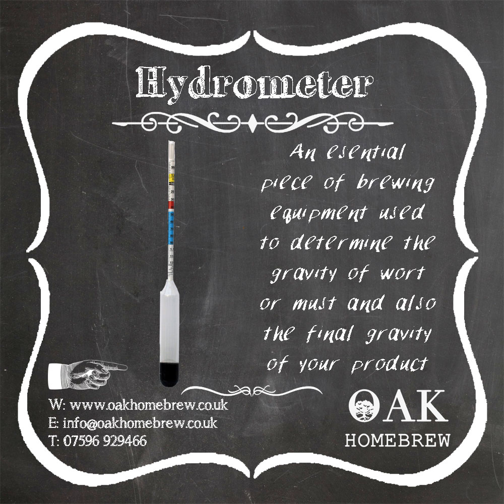 Beer/Wine Hydrometer