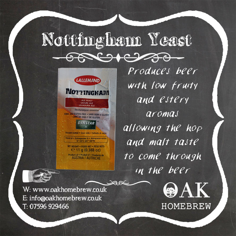 Nottingham Yeast