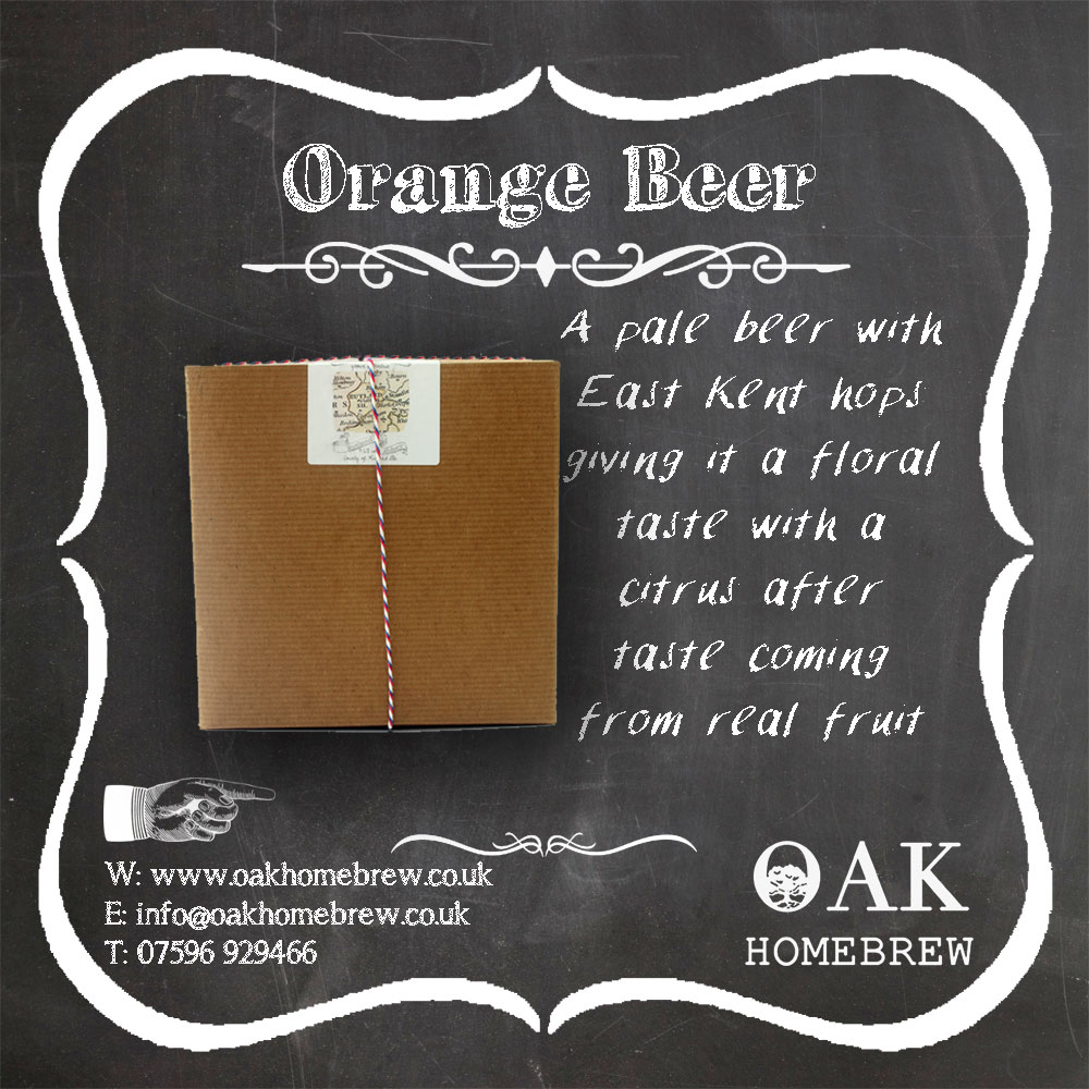 Orange Beer Kit