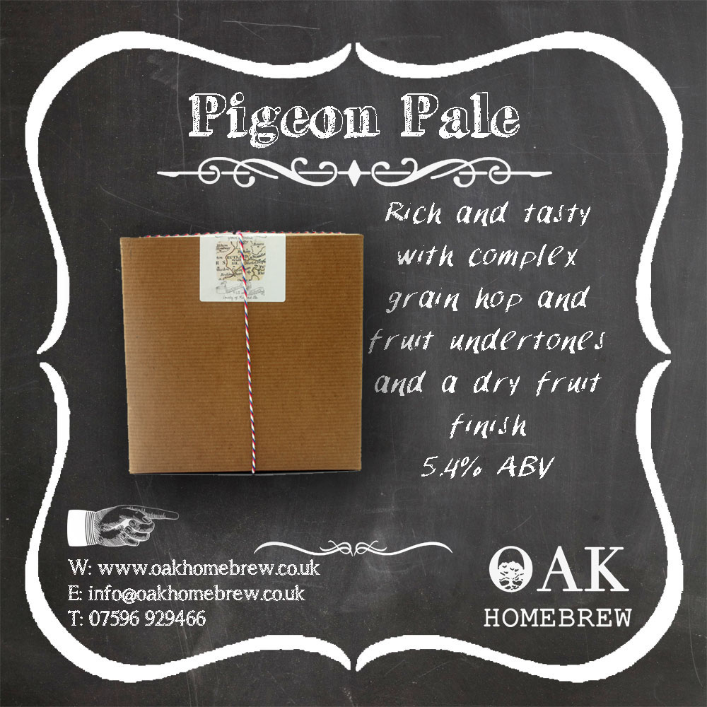 Pigeon Pale Ale Kit