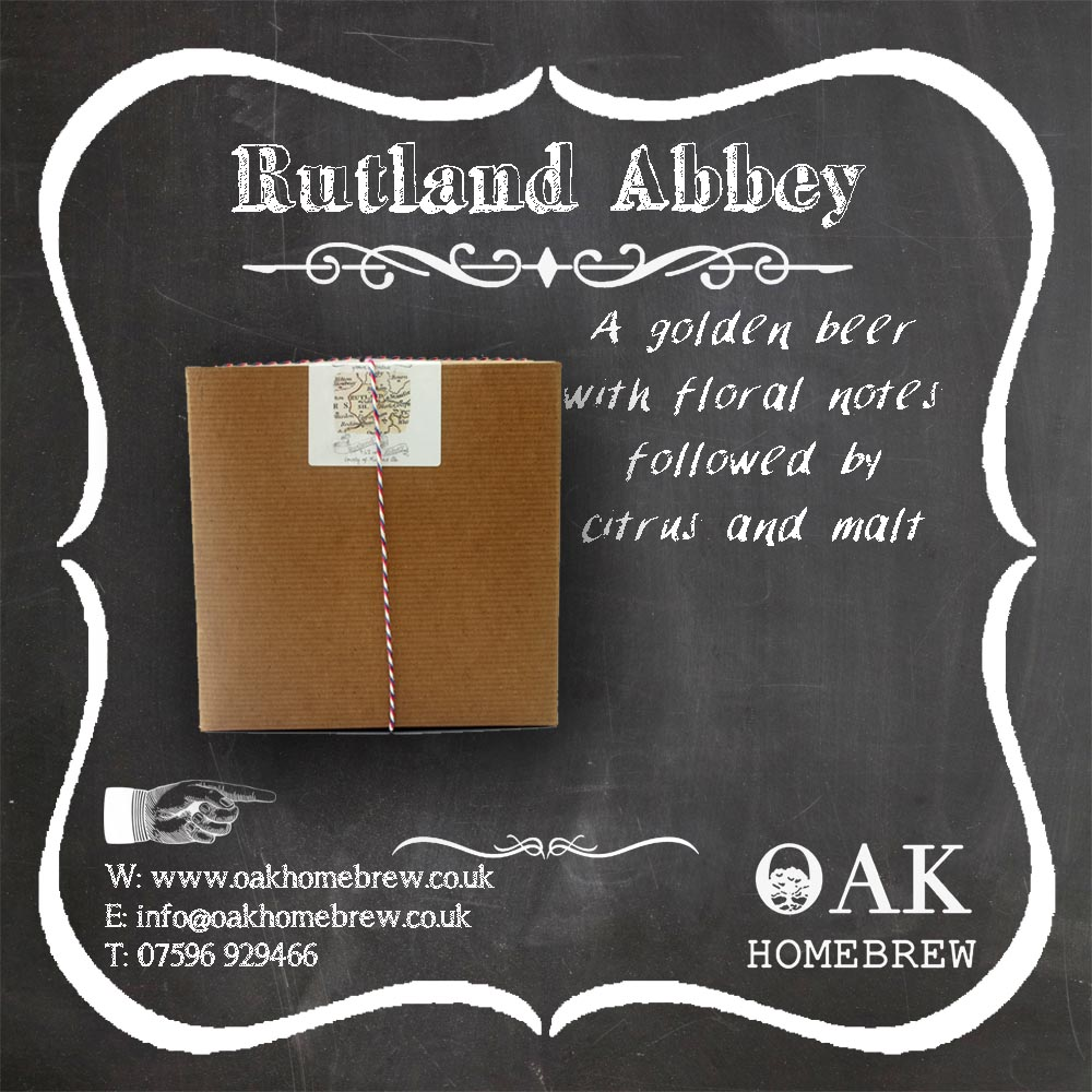 Rutland Abbey Kit