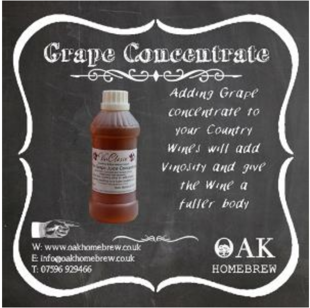 Wine Concentrate