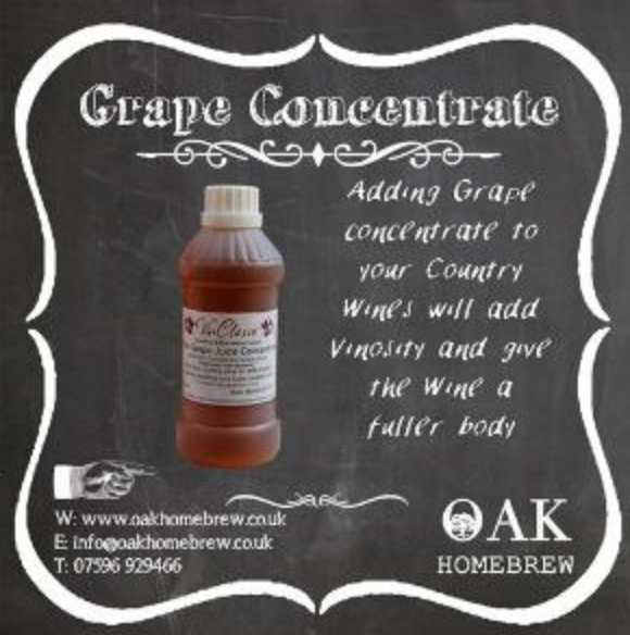 Red Wine Concentrate
