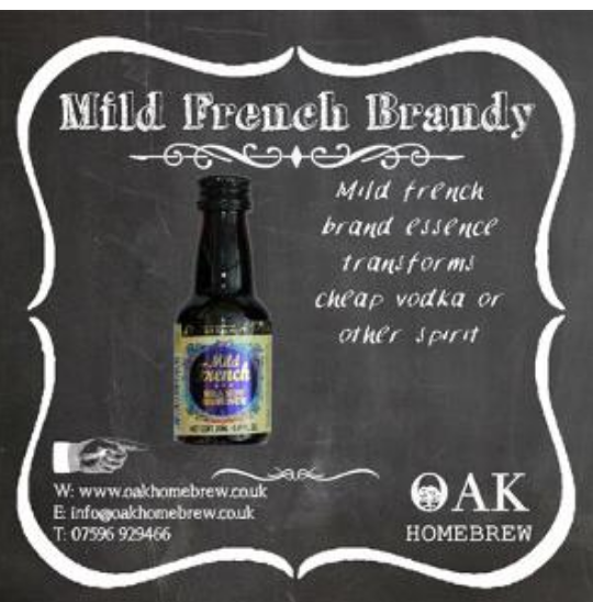 Mild French Brandy