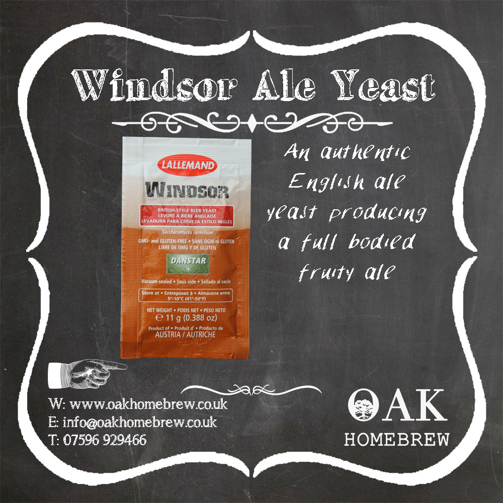 Windsor Yeast