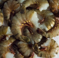 Jumbo King Prawns (Raw)