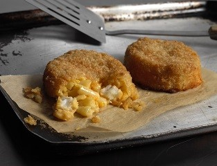 Smoked Haddock, Macaroni and Cheese Fishcakes.