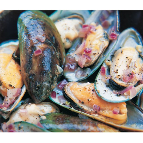 Mussels (NZ,Greenlipped)