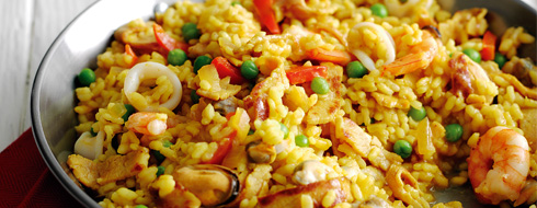 Luxury  Paella Mix