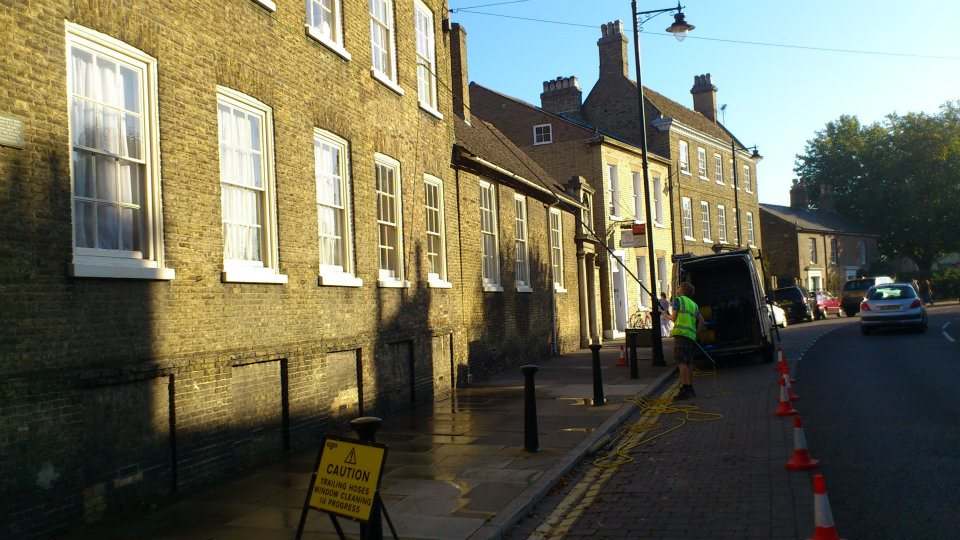 Commercial Window Cleaning (Internal and External) - Ely - Bedford House
