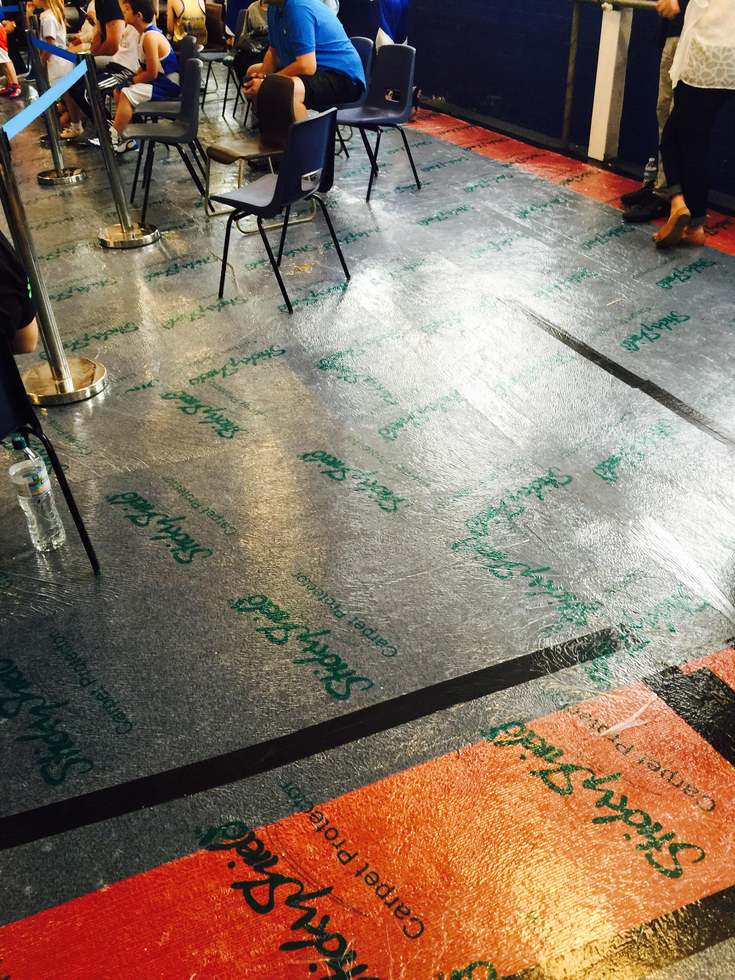Uk Leaders In Temporary Floor Amp Carpet Protection Correx