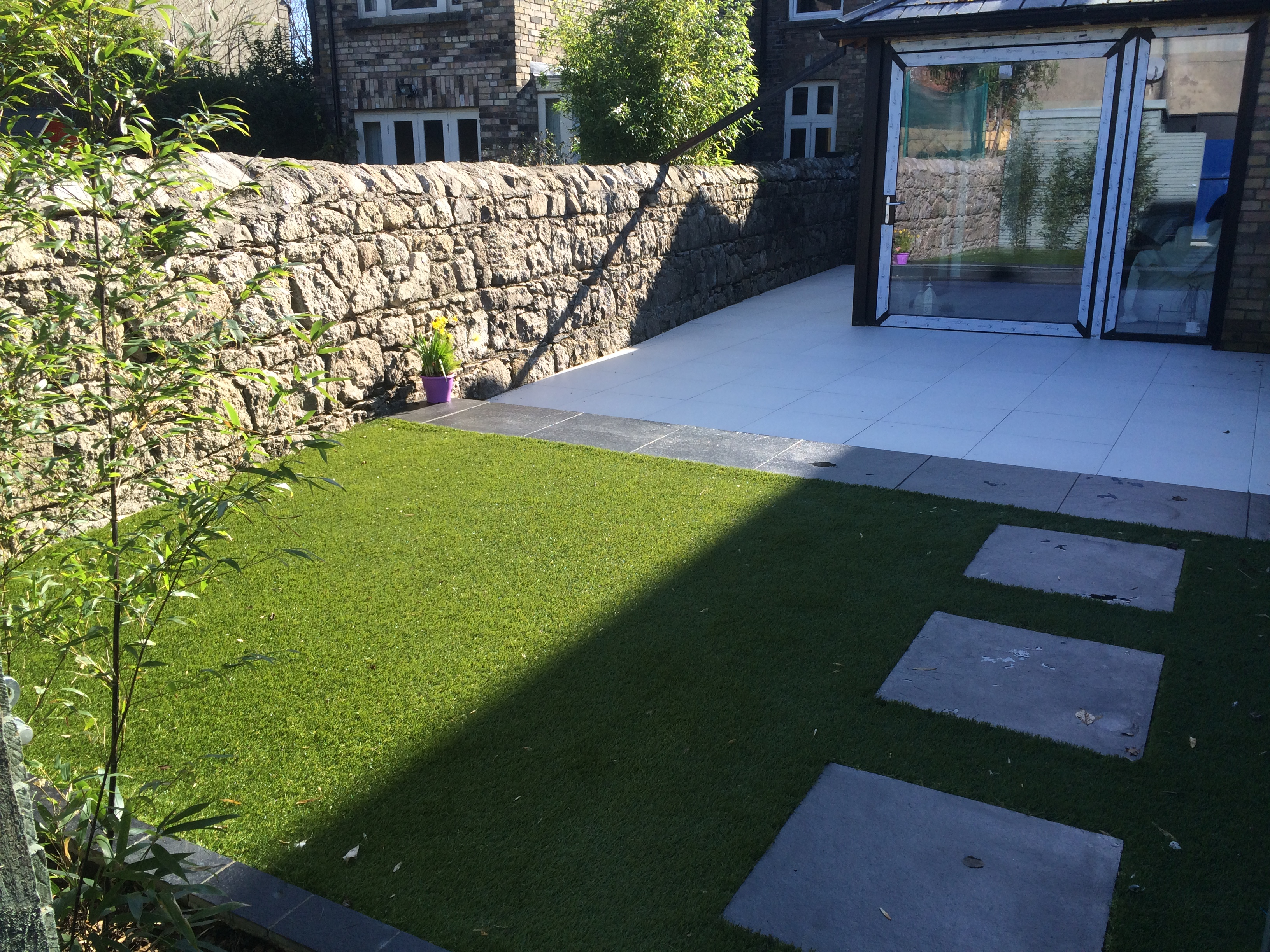 Paving & artificial lawn