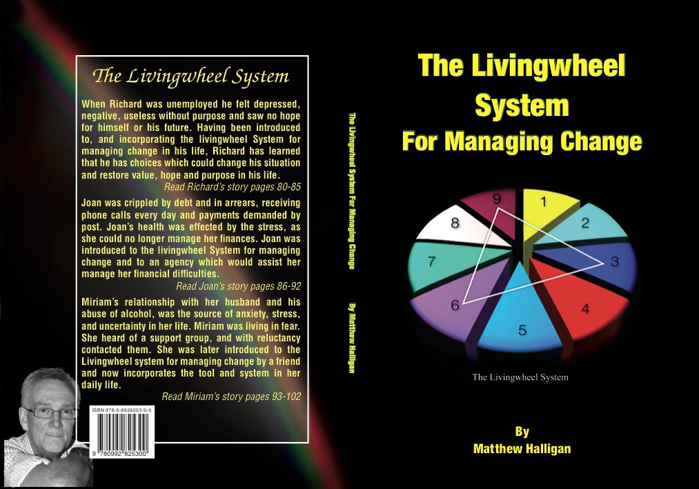 Livingwheel System for Managing Change Book