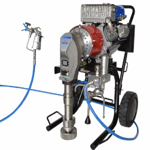 Piston Pump Paint Sprayer