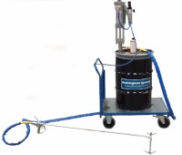 1 Component Manual Spreader & Pump
