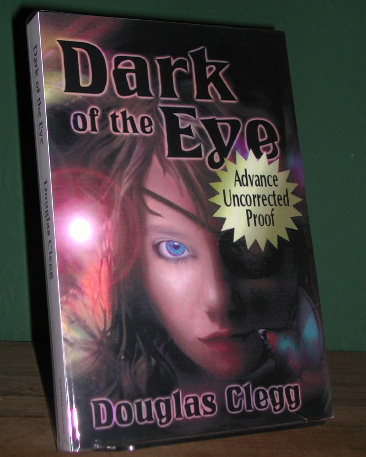 Dark Of The Eye US Proof