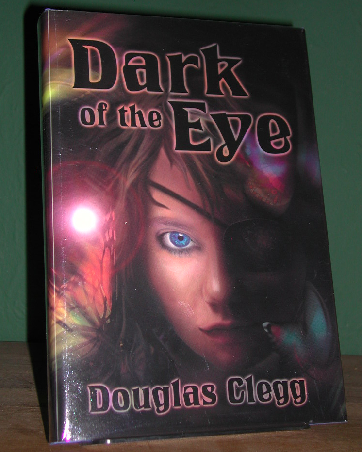 Dark Of The Eye Signed Limited Edition