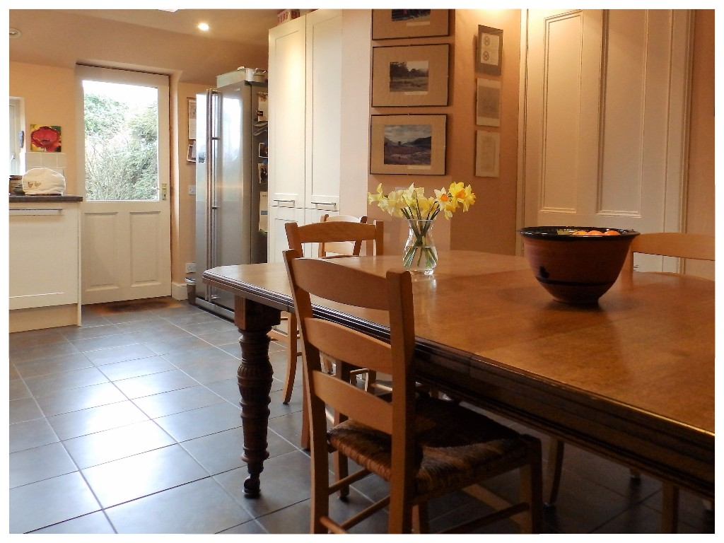 Albert Cottage Fife Dining Kitchen